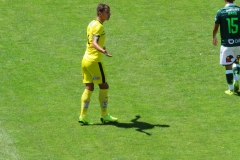 Eric Godoy vs Wanderers 4