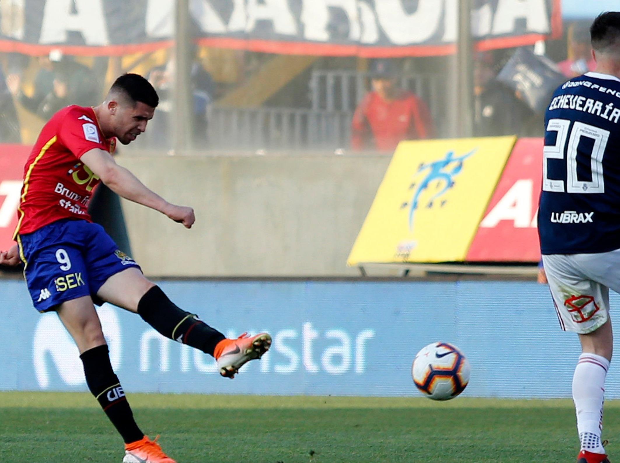 Unión Española es el equipo que más puntos ha sacado desde el retorno del fútbol