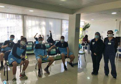Deportes Iquique se alista para iniciar la fase 3