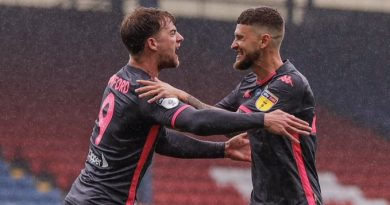 El Leeds de Marcelo Bielsa sigue en la cima de la Championship