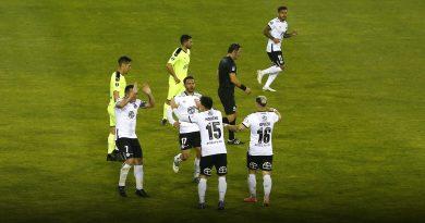 Colo Colo logró vencer a Peñarol y ahora es el líder de su grupo