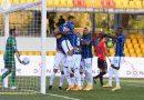 El Inter de Milán goleó por 5 goles a 2 al Benevento