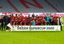 Bayern Munich se quedó con la Súper copa Alemana