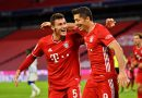 El Bayern ganó sobre el final al Hertha en un partidazo