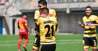 Lautaro de Buin venció a Deportes Concepción y es el favorito para el ascenso