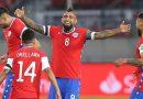 Chile venció a Perú con 2 goles del Rey Arturo