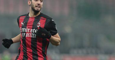 El Milan rescató un empate sobre la hora en la Serie A