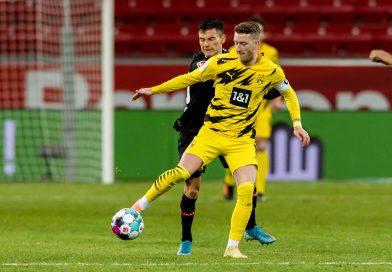Charles Aranguiz fue titular en el triunfo del Bayer ante el Dortmund