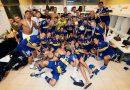Boca se coronó campeón en Argentina