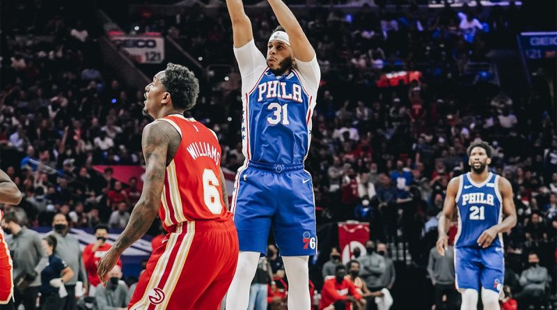 Philadelphia 76ers igualó la serie ante los Hawks
