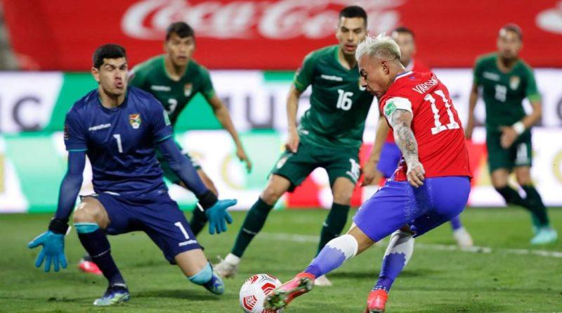 Chile 1-1 Bolivia : Un empate con sabor a derrota