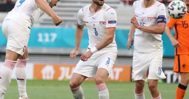 República Checa a cuartos de final en la Eurocopa